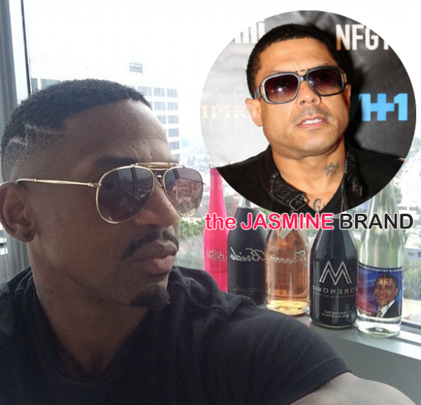 stevie j speaks out after love and hip hop atlanta reunion brawl says benzino tried to attack joseline the jasmine brand