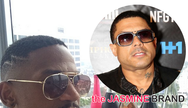 [Audio] Stevie J Speaks Out After LHHA Reunion Brawl, Says Benzino Tried to Attack Joseline Hernandez
