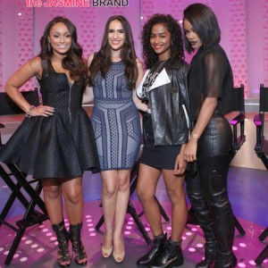 tahiry mercedes vashtie teyana taylorbet 106 and park stile file 2014 the jasmine brand