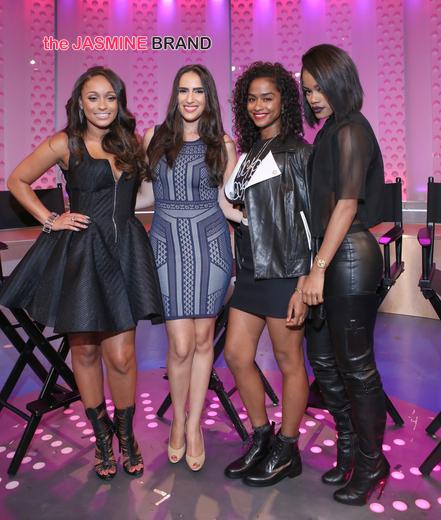 Vashtie, Mercedes Sanchez & Teyana Taylor Hit 106 & Park's 'Style File'