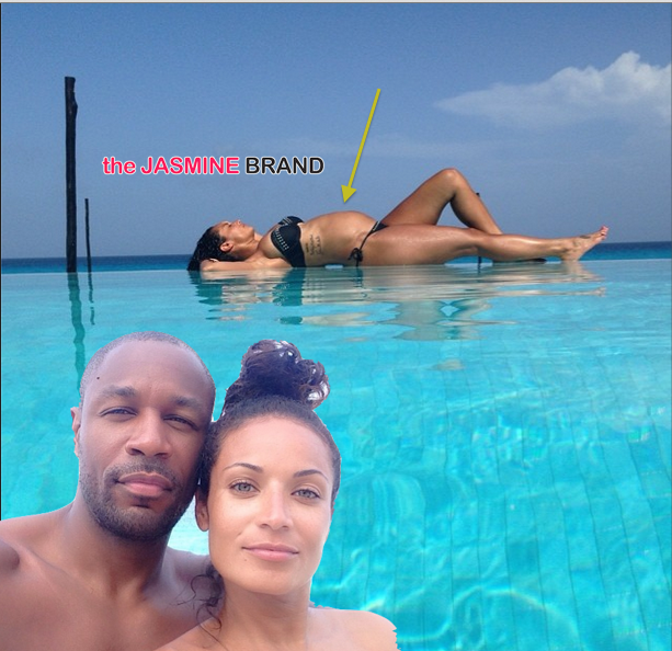Ovary Hustlin': Singer Tank & Girlfriend Zena Foster Announce Pregnancy