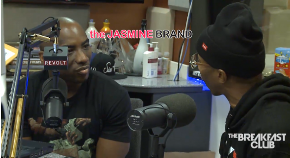 Awkward Much? Onyx's Fredro & Charlmagne Almost Come to Blows Over Comments About Brandy