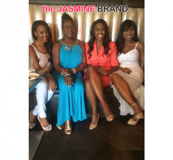 trayvon martin family-hosts la brunch xen lounge 2014 the jasmine brand