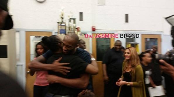 trayvon martin peace talk kobe bryant the jasmine brand