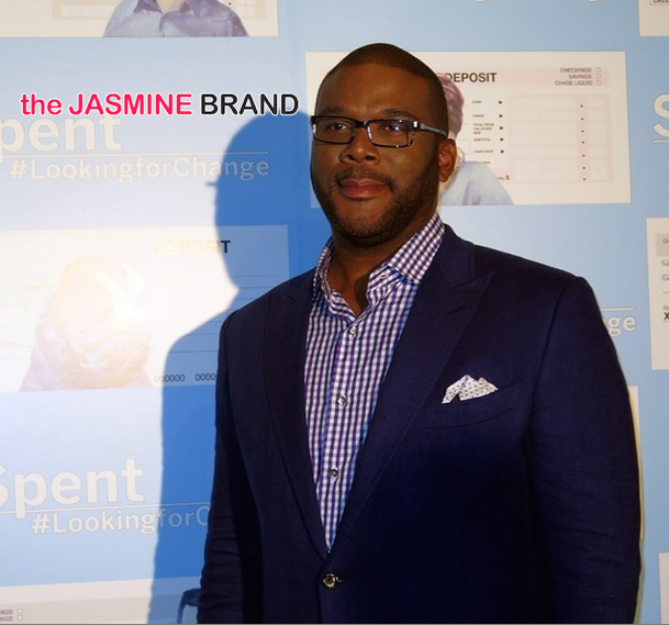 Tyler Perry Accidentally Reveals Sex of Unborn Child