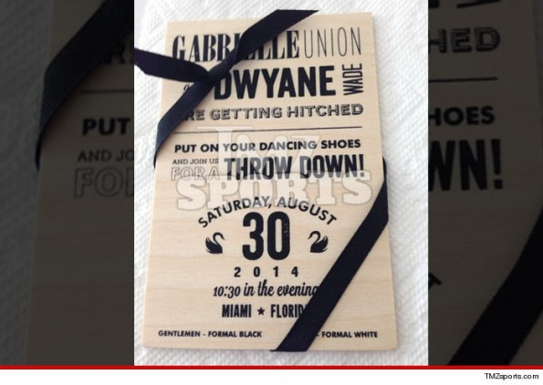 wedding invitation gabrielle union a the jasmine brand