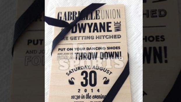Gabrielle Union & Dwyane Wade's Wedding Details: Secret Location, No Phones & Be Prepared to Dance