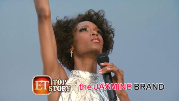 [VIDEO] Yaya DaCosta Has Shut Off Social Media to Avoid Naysayers & Negativity About Whitney Houston Biopic