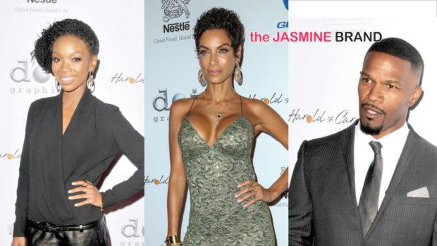 [Photos] Pump Foundation Gala: Jamie Foxx, Brandy, Nicole Murphy, Sugar Shane Mosley, Sheree Fletcher Attend