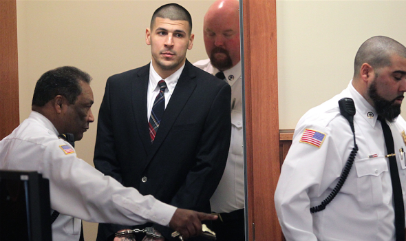 Aaron Hernandez Mentions Jay-Z, Meek Mill & Rick Ross In Suicide Note