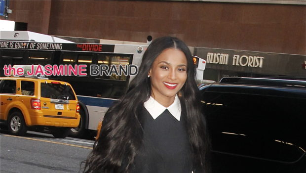 Ciara Steps Out In NY, Tamar Braxton's Girls Night Out + Ja'Maal Buster Hosts 'BeautyAndTheBok'