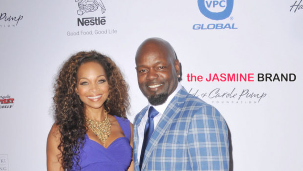 Emmitt Smith's Wife Says 'Dancing With the Stars' Almost Ended Their Marriage [VIDEO]