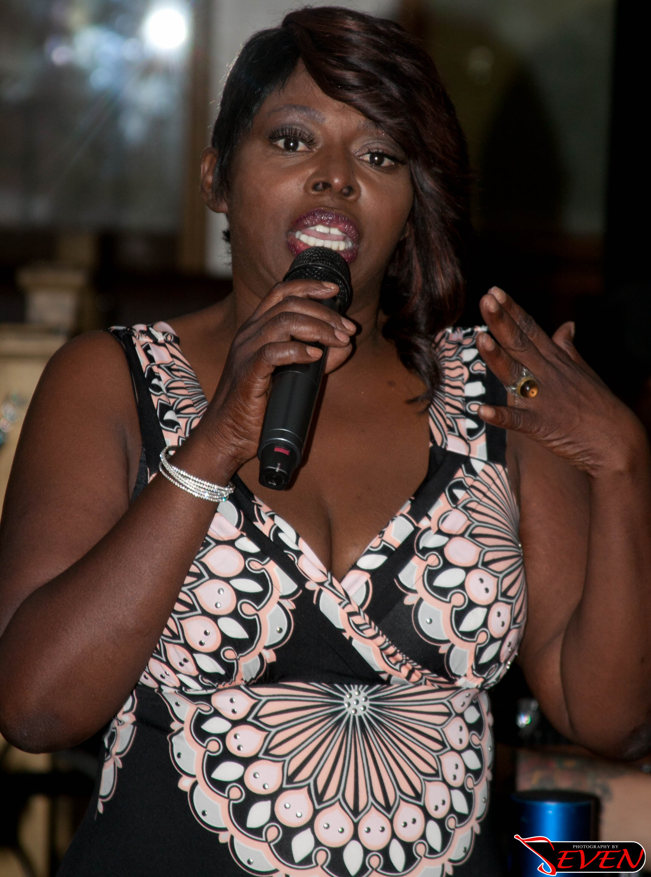 Photos Angie Stone Trina Braxton Spotted At Actress Terri Vaughn S Baby Shower