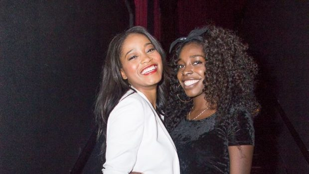 Spotted. Stalked. Scene. KeKe Palmer, Too Short, Bambi Attend 'All Def Comedy Live'