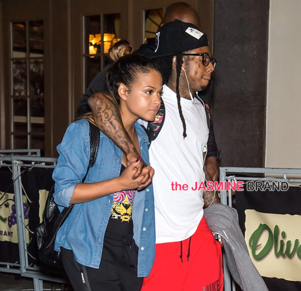 Lil Wayne & Christina Milian's Philly Date Night, Taye Diggs Hits WeHo With Girlfriend + Serena Williams & Fifth Harmony