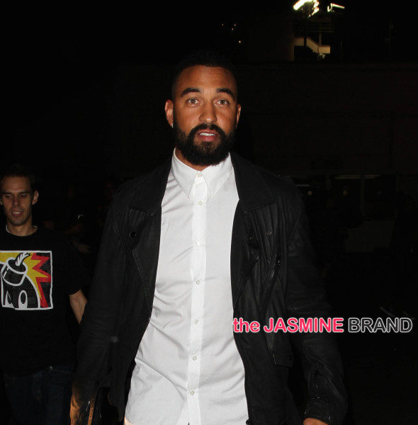 'On The Run' Hits Pasadena: Matt Kemp, Miguel, Vanessa Bryant, Evelyn Lozada & Jessica Alba Spotted