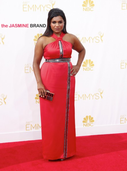 Mindy Kaling Welcomes Baby Girl