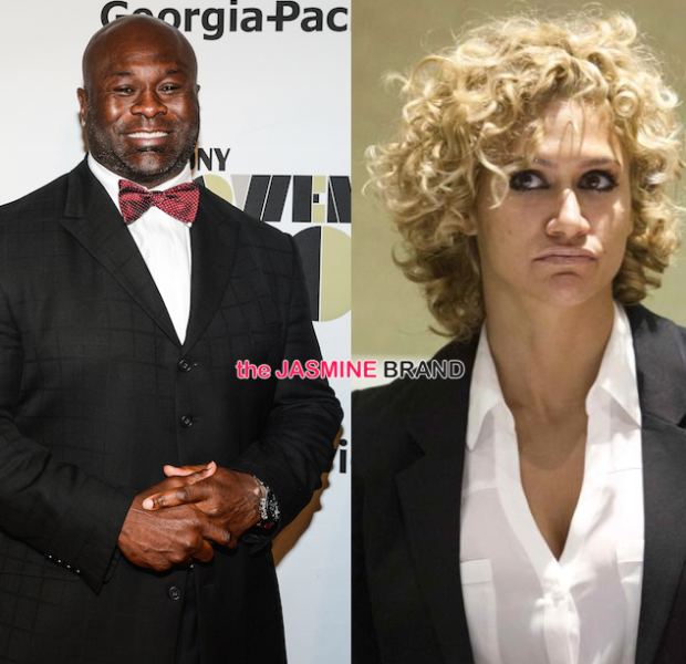 [EXCLUSIVE] Retired NFL'er Hugh Douglas: My Mistress Beat Me!