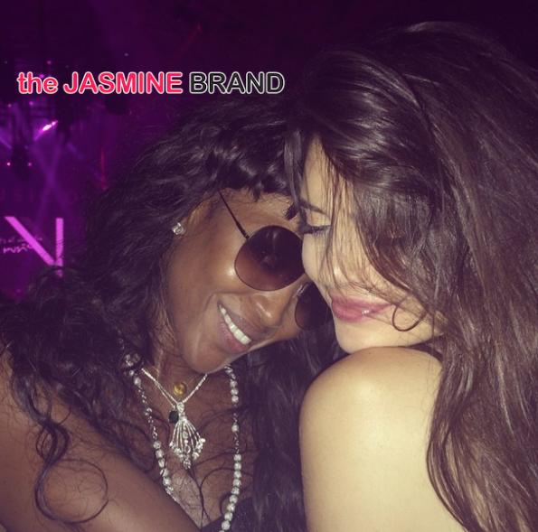 Riccardo Tisci's Ibiza B-Day Bash naomi campbell and kendall jenner the jasmine brand