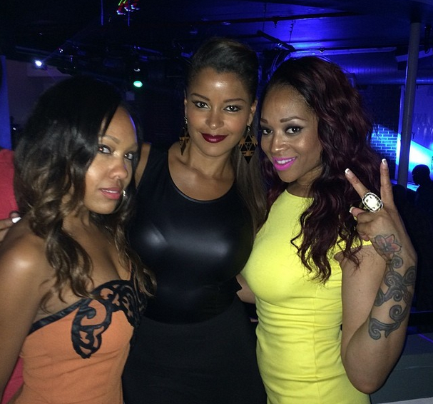 Claudia Jordan Defends LHHA's Mimi Faust: Before the tape, she was a GOOD woman.