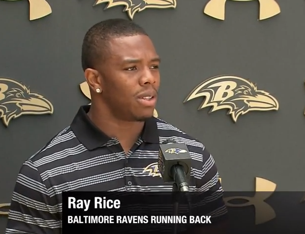Ray Rice's Wife Blasts Critics & Instagram Stalkers + NFL'er Apologizes Again to Fans & Family