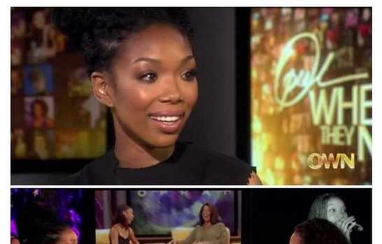 [VIDEO] Brandy Explains Why She Lied to Oprah, How Kim Kardashian Came Into Ray J's Life