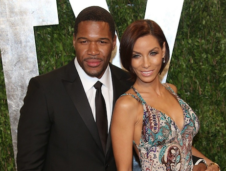 Ear Hustlin': Did Michael Strahan & Nicole Murphy Break Up Over Prenup?