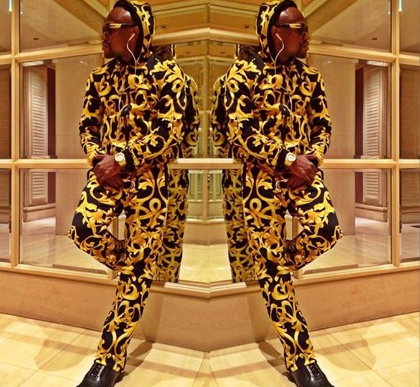 Celebrity Street Fashion: Floyd Mayweather, Khloe Kardashian, Brandy, Future, K.Michelle & Ciara