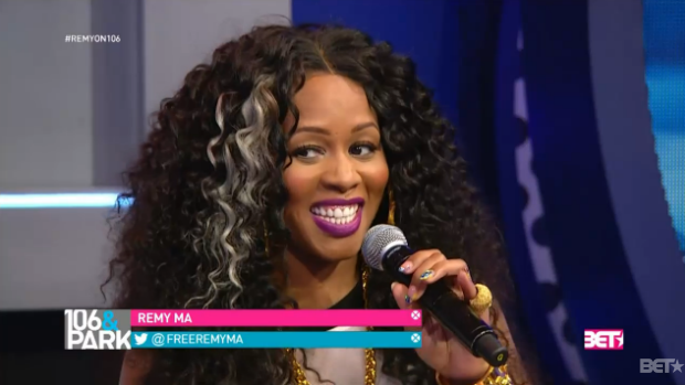 Remy Ma Hits '106 & Park': Reveals Most Difficult Part of Life Behind Bars