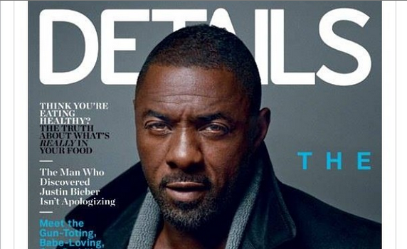 Idris Elba: 'It's hard not to sound disgruntled sometimes as an actor.'