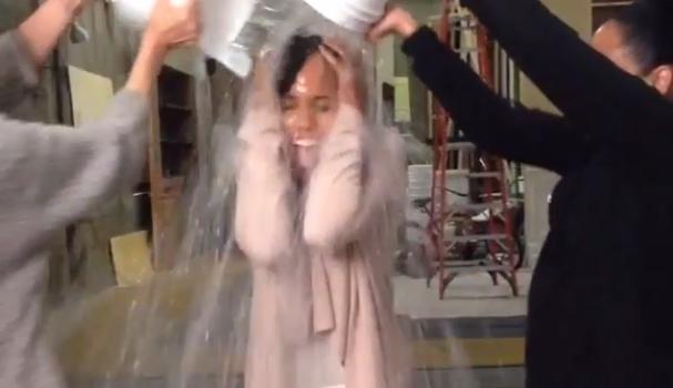 Celebs Take On 'Ice Bucket Challenge': Oprah, Dwyane Wade, Kerry Washington, Kevin Hart, Gabrielle Union & More!