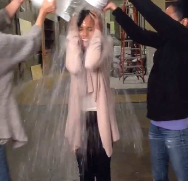Celebs Take On 'Ice Bucket Challenge': Oprah, Dwyane Wade, Kerry Washington, Kevin Hart, Gabrielle Union & More!