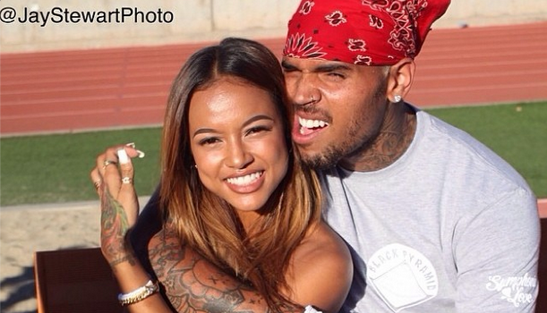 It's Not For You To Understand: Karrueche Defends Reconciling With Chris Brown