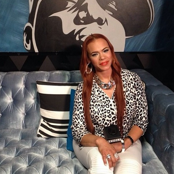[INTERVIEW] Faith Evans Reveals Collaborations With Tevin Campbell, Karen Clark-Sheard & Keyshia Cole