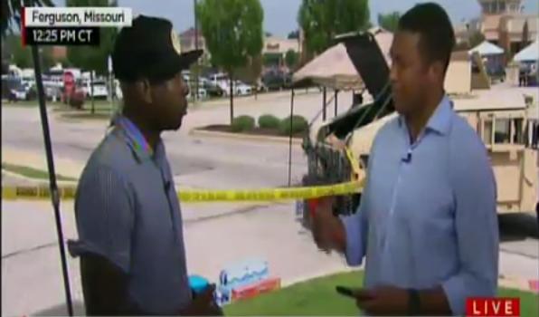 [WATCH] Rapper Talib Kweli & CNN's Don Lemon Argue Over Disrespect & Coverage: Let me finish!