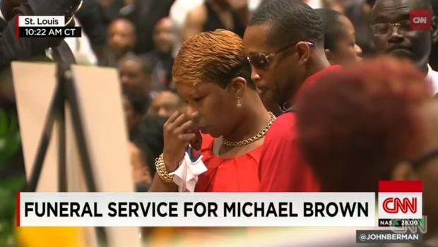 Mike Brown Laid to Rest: Spike Lee, Rev. Al Sharpton, Tom Joyner Attend Service