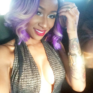 Diamond Responds To Momma Dee Criticism-2014-The Jasmine Brand