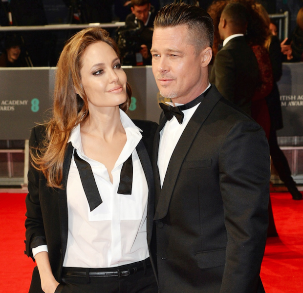Angelina Jolie & Brad Pitt Get Hitched! Couple Secretly Marry in Paris