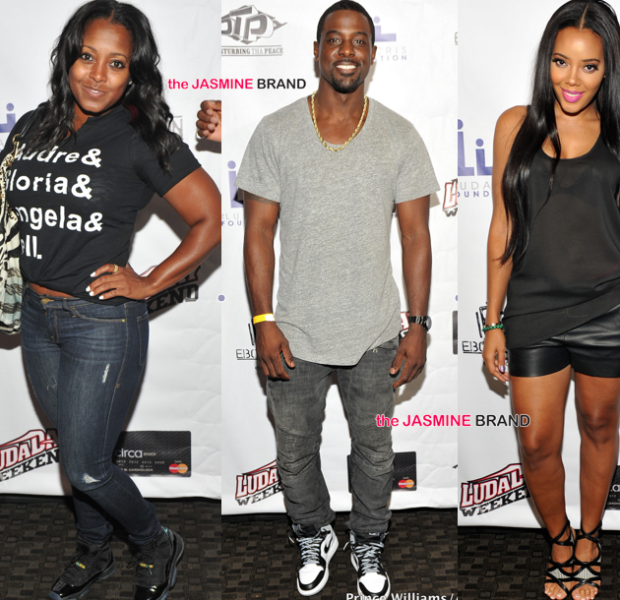 Ludacris' Bowling Event Draws: Angela Simmons, Dwight Howard, NeYo, Keshia Knight-Pulliam & More