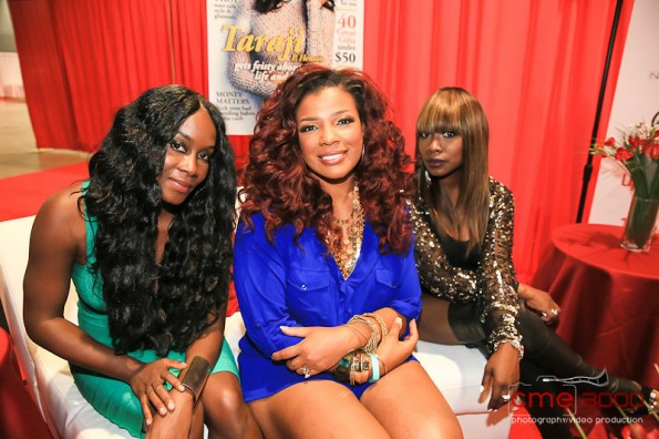 Syleena Johnson Meelah Williams BBHS 2014  _ the jasmine brand