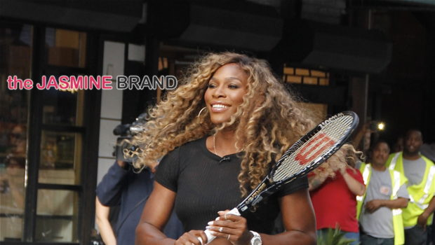 Celebrity Stalking: Serena Williams, Tika Sumpter, Zendaya, Nick Cannon & Dave Hollister