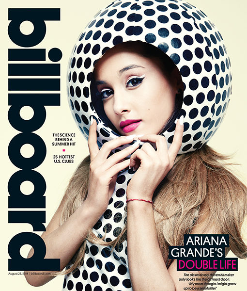Ariana Grande Tells 'Billboard' She Was 'Dark & Deranged' As A Child