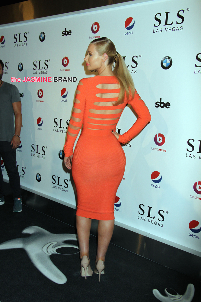 SLS Las Vegas Hotel and Casino Grand Opening Celebration - Arrivals