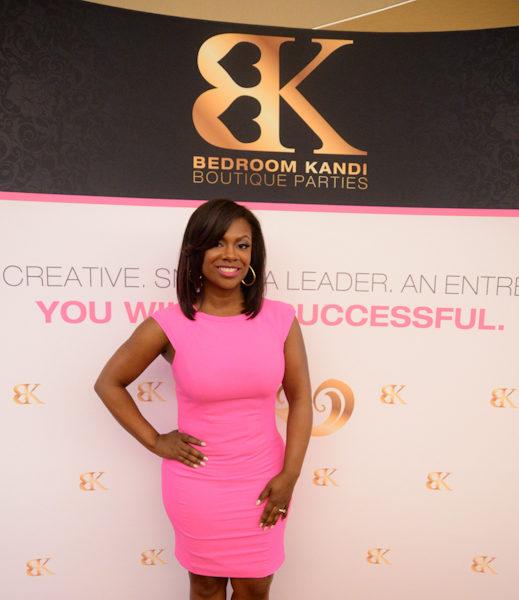 Hustle Harder! Kandi Burruss Hosts 'Bedroom Kandi Conference'