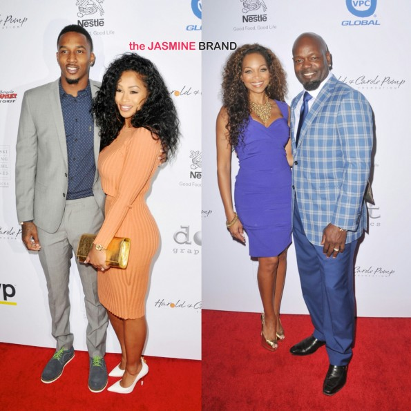 brandon jennings-emmit smith-pump foundation gala 2014 the jasmine brand
