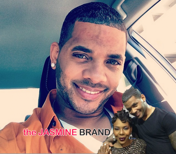 brian mckee-only married to drea kelly-for six days-hollywood exes-no prenuptial agreement-the jasmine brand