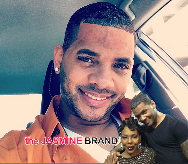 Shocker! Brian McKee Says He Married 'Hollywood Exes' Andrea Kelly After Only 6 Days: We didn't want to shack.