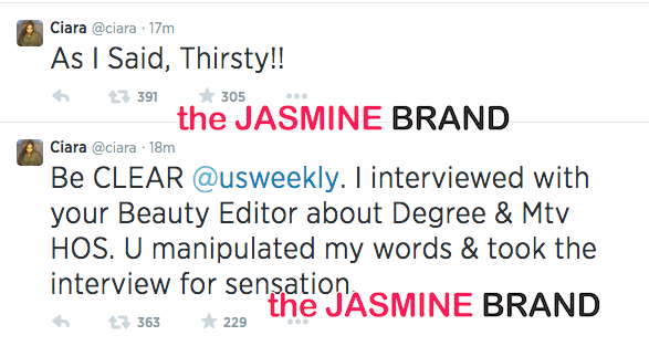 ciara denies interview with us weekly-calls off engagement with future-the jasmine brand
