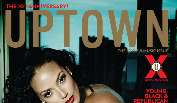 Common & Selita Ebanks UPTOWN Cover