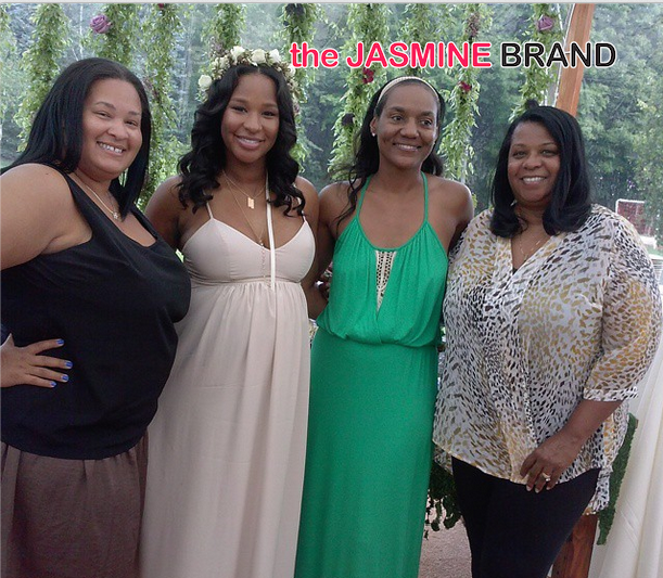 d-savannah james baby shower 2014-the jasmine brand